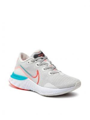 Nike Buty Renew Run CK6360 101 Szary