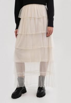 Kremowa Spódnica Thais