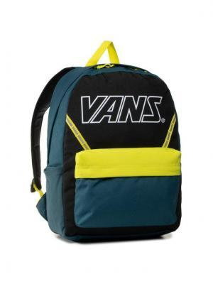 Vans Plecak Old Skool Plus VN0A3I6SYKP1 Zielony