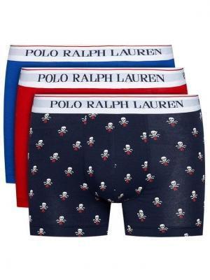 Polo Ralph Lauren Komplet 3 par bokserek 3pk 714830299013 Kolorowy