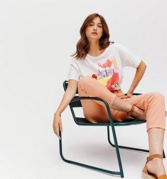 Koszulka Charlotte Molas