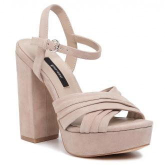 Sandały GINO ROSSI - 119AL2727 Beige