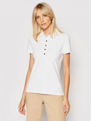 Lauren Ralph Lauren Polo 200679219008 Biały Regular Fit