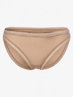 Calvin Klein - Slipy damskie, beżowy