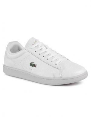 Lacoste Sneakersy Carnaby Evo 0120 2 Sma 7-40SMA0015147 Biały