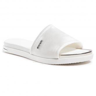 Klapki DKNY - Briley K1146908  White WHT