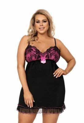 Donna Xenia Koszula nocna Size Plus