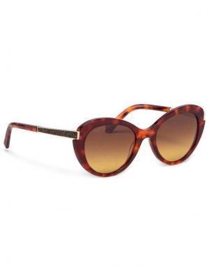 Swarovski Okulary przeciwsłoneczne SK0327/S Czerwony