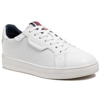 Sneakersy MICHAEL MICHAEL KORS - Keating Lace Up 43S1KEFS3D Optic/Navy