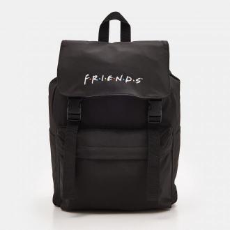 Sinsay - Plecak Friends - Czarny