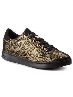 Geox Sneakersy D Jaysen A D621BA 0JSAF C2E9B Złoty