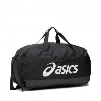 Torba ASICS - Sports Bag M 3033B152  Performance Black 001