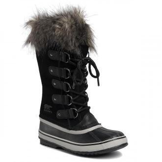 Śniegowce SOREL - Joan Of Arctic NL3481 Black/Quarry 010
