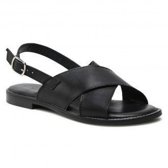 Sandały TAMARIS - 1-28119-26 Black Leather 003