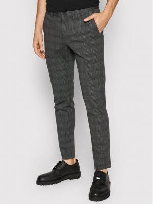 Only & Sons Chinosy Mark 22020397 Czarny Tapered Fit