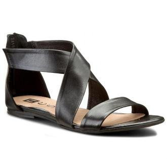 Sandały NESSI - 24101 Czarny 3