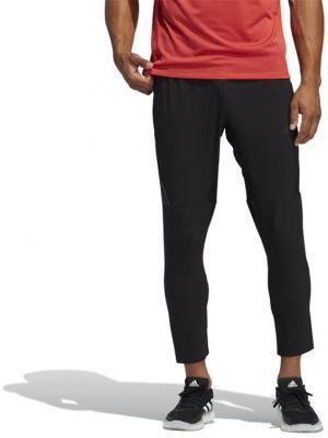 adidas Aeroready 3 Stripes Pants Men, czarny XL 2020 Spodnie do biegania