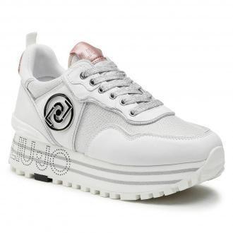 Sneakersy LIU JO - Maxi Wonder 24 BA1069 PX030 White 01111