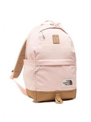 The North Face Plecak Daypack NF0A3KY5Z321 Różowy