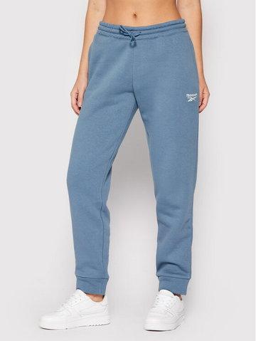 Spodnie dresowe Fleece GS9374 Niebieski Regular Fit