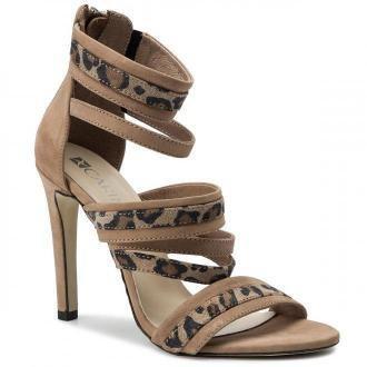 Sandały CARINII - B5026 654-N42-000-B40