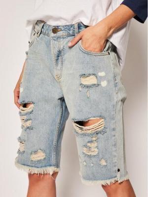 Szorty jeansowe One Teaspoon
