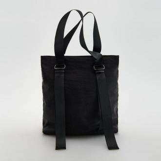 Reserved - Duża torba shopper - Czarny