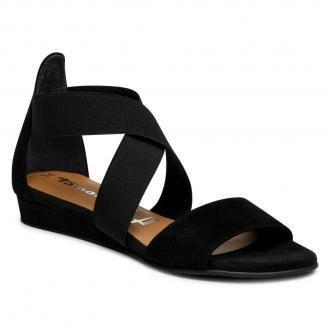 Sandały TAMARIS - 1-28138-26 Black Uni 007