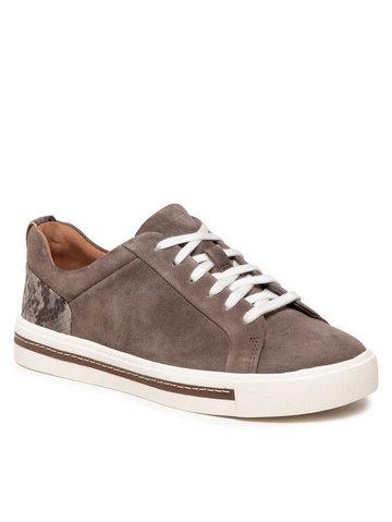 Sneakersy Un Maui Lace 261624744 Brązowy