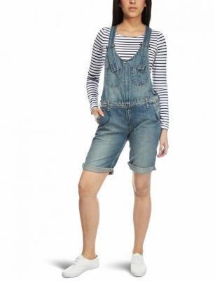 Jeansowe ogrodniczki Lee L326OECY