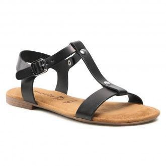 Sandały TAMARIS - 1-28149-26 Black 001