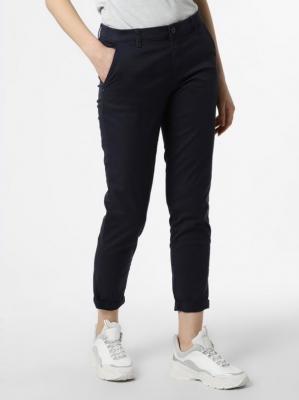 Esprit Casual - Spodnie damskie, niebieski
