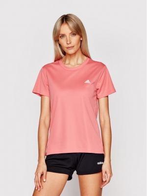 adidas Koszulka techniczna Designed 2 Move GL3724 Różowy Regular Fit