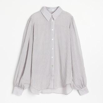 Reserved - Koszula w paski - Wielobarwny