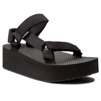 Sandały TEVA - Flatform Universal 1008844 Black