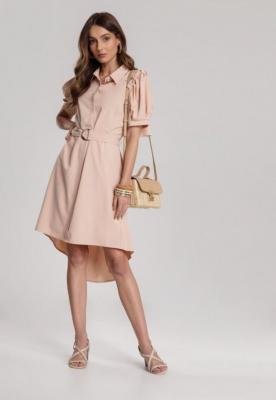 Jasnoróżowa Sukienka Nedadoe