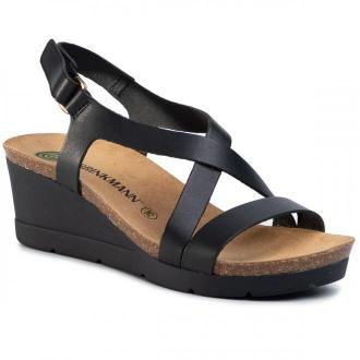 Sandały DR. BRINKMANN - 710710 Schwarz 1