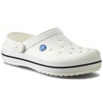 Klapki CROCS - Crocband 11016 White