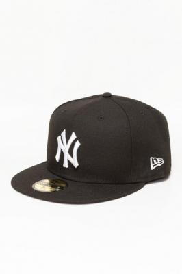 Czapki z daszkiem New Era MLB BASIC 10003436 BLACK