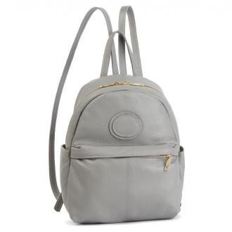 Plecak CREOLE - K10393 Szary