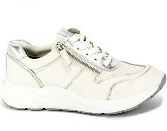 Półbuty Caprice 9-23704-24 191 White/Silver Skóra