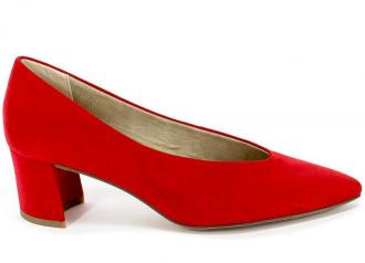 Czółenka Marco Tozzi 2-22416-34 500 Red Czerwony