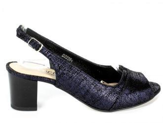 Sandały Cortesini 02239/1 Granat