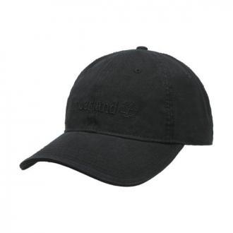 TIMBERLAND CZAPKA COTTON CANVAS CAP