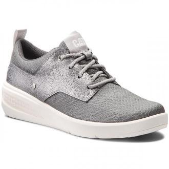 Sneakersy CATERPILLAR - Glint Canvas P310309 Silver