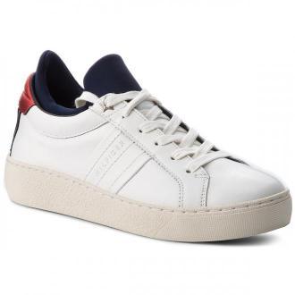 Sneakersy TOMMY HILFIGER - Hybrid Iconic Sneake FW0FW03269 Rwb 020
