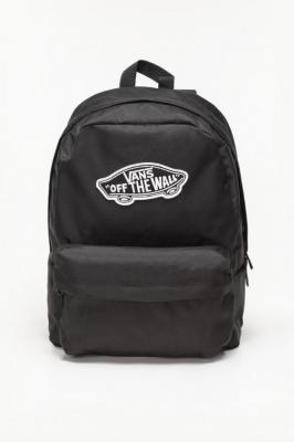 Plecak Vans WM REALM BACKPACK Black VN0A3UI6BLK1 BLACK