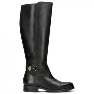 TOMMY HILFIGER TH BUCKLE HIGH BOOT