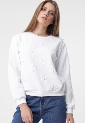 Biała Bluza One Pearl