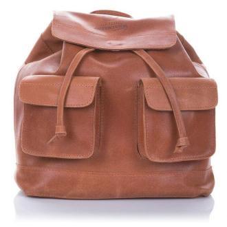 ASTRID Skórzany damski plecak od Paolo Paeruzzi